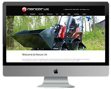 miniloader hire web design