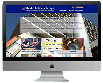 health and safety consultancy website
